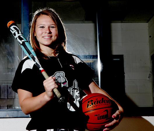 Kaneland's Allyson O'Herron is the Kane County Chronicle's Female Athlete of the Year