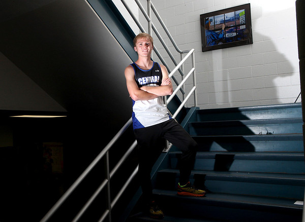 Burlington Central's Clint Kliem is the Kane County Chronicle Boys Track and Field Athlete of the Year.