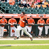 St. Charles East's<br /> Anthony Sciarrino runs home during their IHSA 4A third place game against Neuqua Valley Saturday in Joliet. East won the game 6-4.