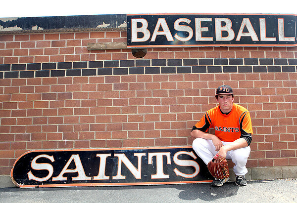 St. Charles East pitcher Matt Starai is the Kane County Chronicle Baseball Player of the Year.
