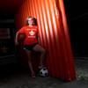 St. Charles East's Amanda Hilton is the Kane County Chronicle Female Athlete of the Year.