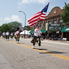 The Medinah Highlanders performed during The 64th Annual Swedish Days Parade in Geneva, IL on Sunday, June 23, 2013 (Sean King for Shaw Media)