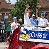 Geneva High School Class of 1953 at The 64th Annual Swedish Days Parade in Geneva, IL on Sunday, June 23, 2013 (Sean King for Shaw Media)