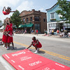 The Jesse White Tumbling Team performed at The 64th Annual Swedish Days Parade in Geneva, IL on Sunday, June 23, 2013 (Sean King for Shaw Media)