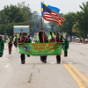 The South Shore Drill Team of Chicago at The 64th Annual Swedish Days Parade in Geneva, IL on Sunday, June 23, 2013 (Sean King for Shaw Media)