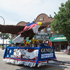 Geneva Chamber of Congress float at The 64th Annual Swedish Days Parade in Geneva, IL on Sunday, June 23, 2013 (Sean King for Shaw Media)