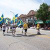 Cyclones Amateur Hockey Association at The 64th Annual Swedish Days Parade in Geneva, IL on Sunday, June 23, 2013 (Sean King for Shaw Media)