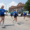 Geneva High School Cheerleaders perform during The 64th Annual Swedish Days Parade in Geneva, IL on Sunday, June 23, 2013 (Sean King for Shaw Media)