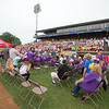 Cancer survivors were given a standing ovation at Fifth Third Bank Ballpark in Geneva, IL on Friday, June 21, 2013 (Sean King for Shaw Media)