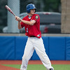 St. Charles Post 342's Luke Johansmeier (2) bats against Wheaton at American Legion Baseball Field in Wheaton, IL on Tuesday, June 25, 2013 (Sean King for Shaw Media)