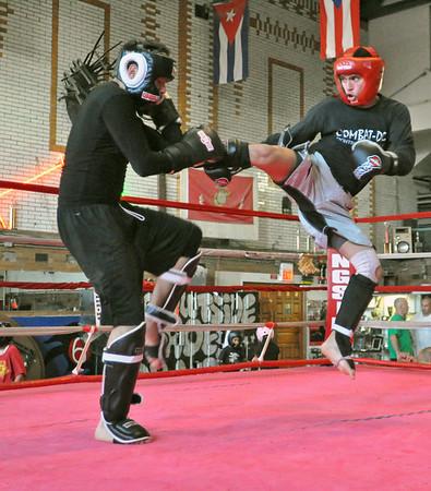Combat-Do tournament training