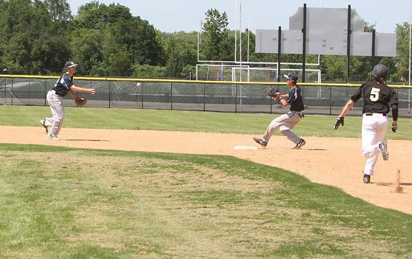 Glenbard North at AT, summer baseball