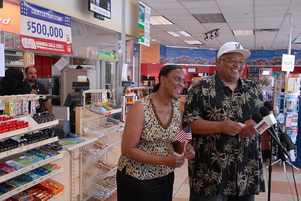 Hillside Lottery Winners