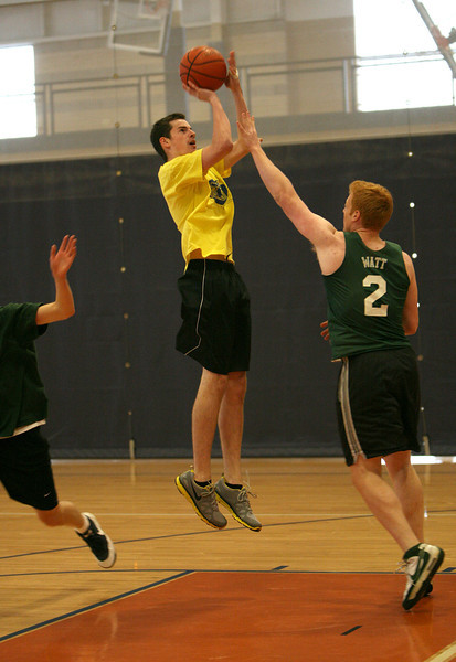 Reid's 3-on-3 basketball tournament