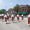 The Chicago Highlanders perform for the crowd during The Swedish Days Parade in Geneva, IL on Sunday, June 22, 2014 (Sean King for Shaw Media)