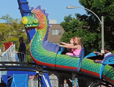 Elmhurst Jaycees carnival