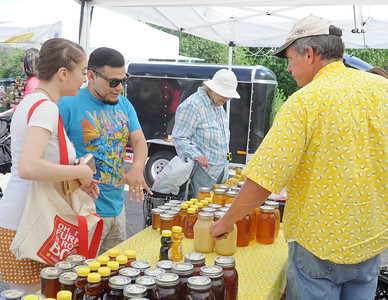 Riverside Farmers Market returns