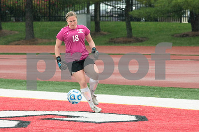 Wheaton St. Francis girls soccer state semifinal