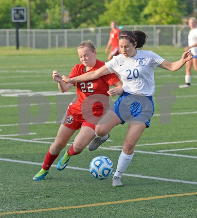 Wheaton St. Francis soccer wins Class 2A girls soccer supersectional game