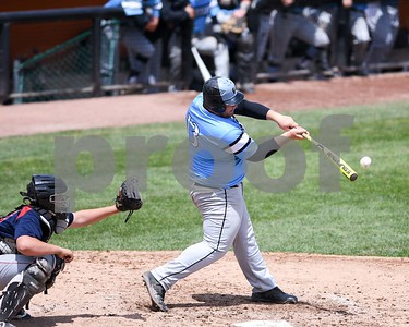 Willowbrook Sam Pelsor gets a base hit during the Class 4A baseball sectional final against South Elgin June 3 at Boomers Stadium in Schaumburg. David Toney for Shaw Media