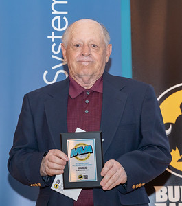 Crystal Lake South Coach Dan Nead received the 2018 Northwest Herald MVA Lifetime Achievement Award Thursday, June 7, 2018 at McHenry County College in Crystal Lake. KKoontz – For Shaw Media