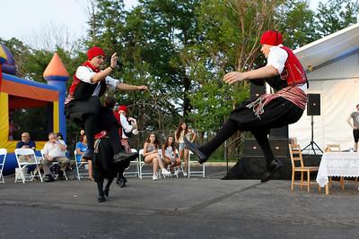 St. Demetrios' Greek Fest in Elmhurst