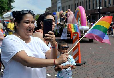 Woodstock PrideFest Parade