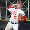 Batavia's Jared Martin pitches during a game against visiting Geneva May 4.