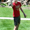 Joshua Newburn, 15, of Batavia tosses a bean bag during the Loyalty Day Picnic at the Batavia VFW May 7.