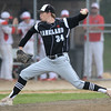 Kaneland senior Josh Polllastrini delivers a pitch during the game May 9 against Yorkville at Yorkville High School.<br /> Mark Busch - mbusch@shawmedia.com