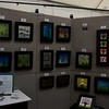 Glass art by Barb Beckman on May 27 at the St. Charles Fine Arts Festival in St. Charles.
