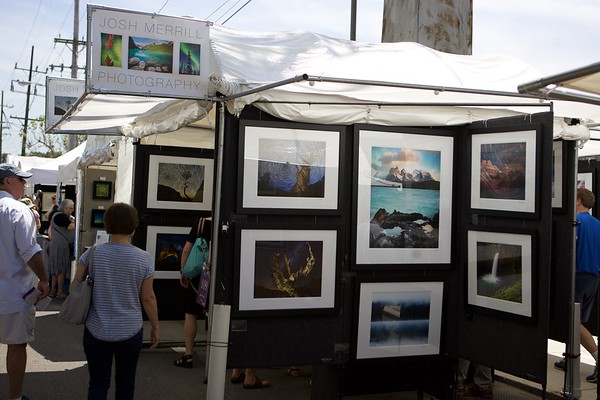Photography by Josh Merrill on May 27 at the St. Charles Fine Arts Festival in St. Charles.