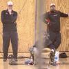 Batavia Baseball Practice