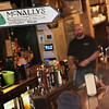 Jeff Krage – For the Kane County Chronicle<br /> The bar area of McNally's Irish Pub in St. Charles.<br /> St. Charles 3/3/13