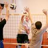 GEN boys volleyball