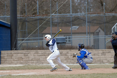 Addison Trail baseball at LT