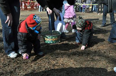Cosley Zoo Egg Scramble
