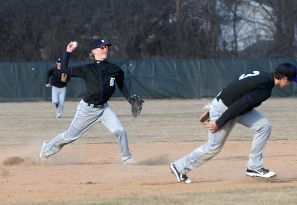 DGN vs. York baseball