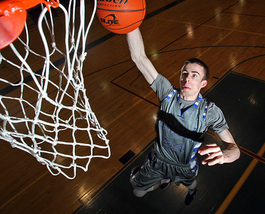 Monica Maschak - mmaschak@shawmedia.com Jordan Turner, 6-3 senior guard, finished his career as No. 2 in Woodstock history with 1,447 points. He averaged 17.9 points a game and set the Blue Streaks' mark for career steals as Woodstock finished 19-11 and won its first regional title since 2000.