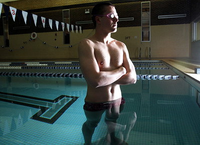 Monica Maschak - mmaschak@shawmedia.com Michael Hamann is swimmer of the year. He placed fourth in state in the 200 Individual Medley along with qualifying in sate for the 100 butterfly, 200 Freestyle relay and 400 freestyle relay. He is a four-time state qualifier and will be attending University of Pennsylvania to swim next year.