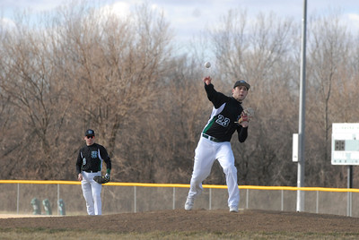 Glenbard West baseball vs. OPRF