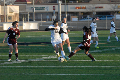 Hinsdale South vs. Morton soccer