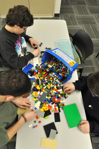 LEGO building club, Carol Stream