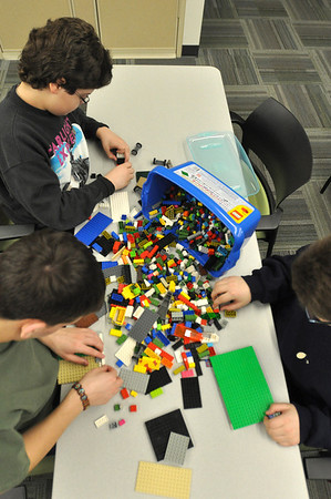 LEGO building club, Carol Stream