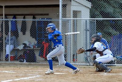 LT vs. RB softball doubleheader