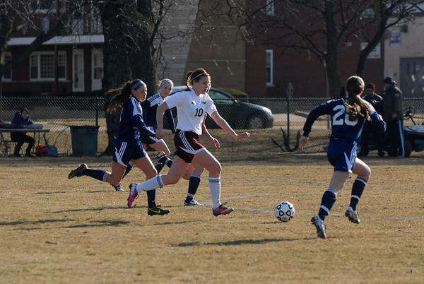 Morton vs. Nazareth girls soccer