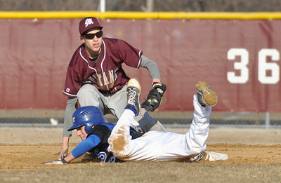 Riverside Brookfield at Morton baseball