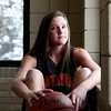 Batavia junior Liza Fruendt is the Kane County Chronicle Girls Basketball Player of the Year.(Sandy Bressner photo)