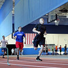Runners practice with the Marmion Academy track and field team in the school's new Regole Fieldhouse.(Sandy Bressner photo)