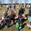 An egg hunt was held Saturday at the Elburn Lions Club. (Jeff Krage photo for the Kane County Chronicle)